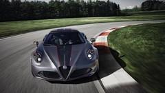 Séries limitées Alfa Romeo 4C Competizione et Italia