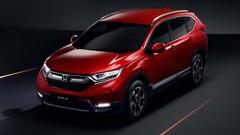 Honda CR-V : plus Diesel mais hybride et à 7 places