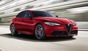 Alfa Romeo Giulia Veloce TI 2018 : une série spéciale au look sportif