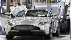 Aston Martin : noble blason cherche partenaire ?