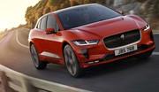 Jaguar I-Pace : la première Jag électrique