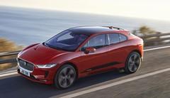 Jaguar dévoile son SUV électrique I-Pace
