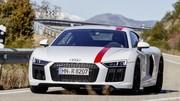 Essai Audi R8 RWS : notre avis sur la R8 propulsion