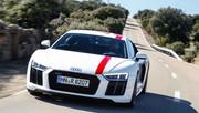 Essai Audi R8 RWS : la propulsion, la tentation du diable !