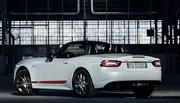 Salon de Genève 2018 – Fiat 124 Spider: série spéciale S-Design