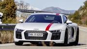 Audi R8 RWS 2018 : Pur sport