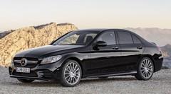 Mercedes dévoile la C43 AMG restylée