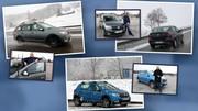 Essais longue durée Dacia entre Paris et Bucarest (6/7)