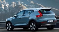 Le SUV compact Volvo XC40 élu voiture de l'année 2018