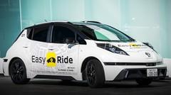 Nissan et DeNA : robot-taxi Easy Ride, les premiers tests au Japon