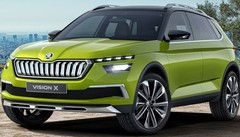 Skoda Vision X : le petit SUV hybride tchèque