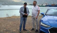 Emission Turbo : A8 et A7 à Cape Town, en Afrique du Sud