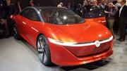 Volkswagen ID Vizzion : la première voiture autonome de Volkswagen