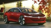 Actualités auto Volkswagen : voici sa « Vizzion » du futur