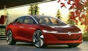 Volkswagen I. D. : une limousine sous le signe du double Z