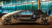 Renault EZ-Go : le robot-taxi urbain et partagé