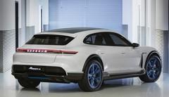 Porsche dévoile la Mission E Cross Turismo