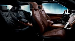 Land Rover dévoile un Range Rover Coupé