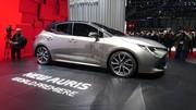 Toyota Auris 2018 : une nouvelle Auris 3 pudique à Genève