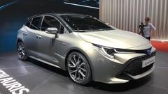 Toyota Auris : jolie maquette