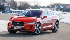 Jaguar I-Pace (2018) : L'argus déjà à bord du SUV électrique !