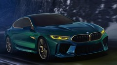La BMW M8 Gran Coupé se confirme