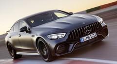 Mercedes-AMG GT 4 portes : la Panamera comme cible