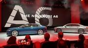 Audi A6 (2018) : première mondiale de la nouvelle Audi A6 à Genève