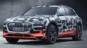 Audi e-tron : voici le SUV électrique signé Audi « made in Belgium »