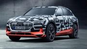 Audi e-tron : le SUV électrique, « made in Belgium », s'invite à Genève