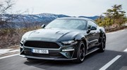 Ford Mustang : la Bullitt aussi pour l'Europe !