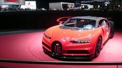 Bugatti Chiron Sport : encore plus exclusive pour le salon de Genève