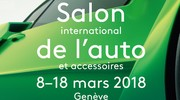 Événement – Geneva International Motor Show 2018