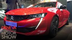 Infos, photos et vidéo de la Peugeot 508 First Edition