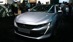 Peugeot 508 Allure et First Edition au salon de Genève