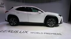 Lexus UX : le SUV compact de Lexus frappe fort à Genève 2018