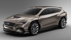 Subaru Viviz Tourer Concept : un projet de break sportif à Genève 2018