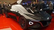 Aston Martin Lagonda Concept : le retour de Lagonda en électrique auto