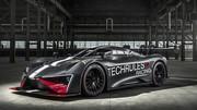 Un moteur hybride à turbine pour la Techrules Ren RS