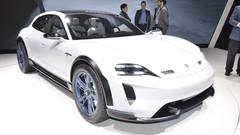 Porsche Mission E Cross Turismo : infos, photos, vidéo