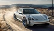 Porsche Mission E Cross Turismo : à la croisée des chemins