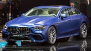 AMG GT 4 portes : L'AMG pour les familles