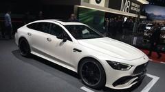Mercedes AMG GT 4 portes : pour papas pilotes