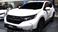 Honda CR-V : nos photos depuis le salon de Genève 2018