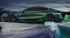 La BMW M8 Gran Coupé est révélée à Genève