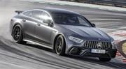 Mercedes-AMG a droit à son coupé 4-portes