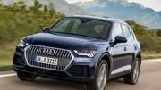Le futur Audi Q3 ne craint pas le froid