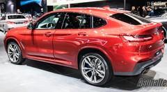 BMW présente son nouveau SUV coupé de taille moyenne, le X4