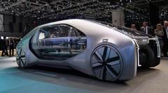 Renault EZ-GO Concept : nos photos depuis le salon de Genève