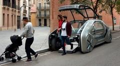 Concept EZ-GO : Renault se projette dans le 22ème siècle !